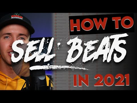 HOW TO SELL BEATS ONLINE IN 2021 (Producer Marketing Tutorial)