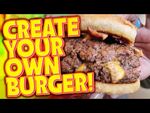Daym Drops: Create Your Own Burger