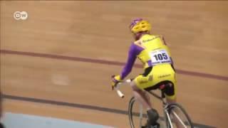 Ciclista francês de 105 anos quebra recorde