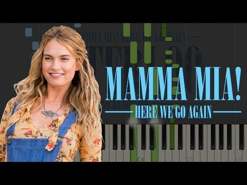 Waterloo - Mamma Mia! Here We Go Again | Piano Tutorial