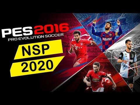 PES 2016 Next Season Patch 2020 - Trailer