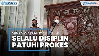 Kasus Covid-19 Melonjak, Anies Baswedan Minta Warga DKI Jakarta Lebih Disiplin Terapkan Prokes