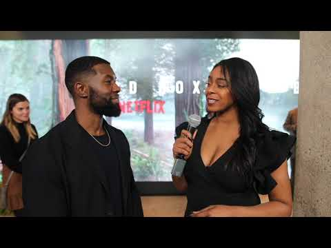 Birdbox: Red Carpet  Interviews