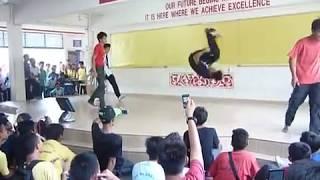 T.Factor Parkour | SMKS4 Bandar Kinrara Dance Battle