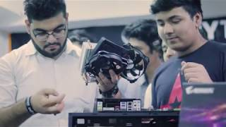 AORUS INDIA | AORUS PC Building Workshop Mumbai