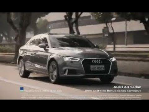 Audi A3 sedan 2019: Comercial de Lançamento no Brasil