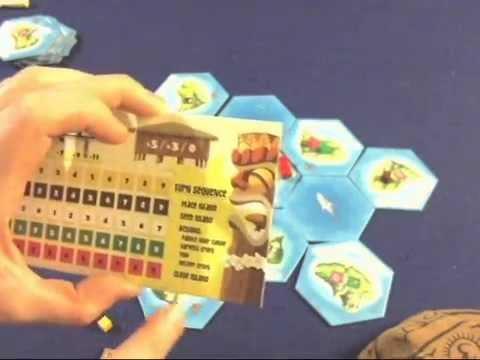 Bower's Game Corner: Tahiti Review