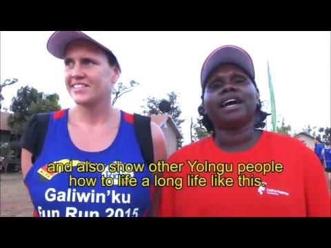 ALPA Coolridge Galiwinku Fun Run 2015