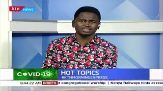 Police brutality in Kenya and the USA | Hot Topics | Part 2