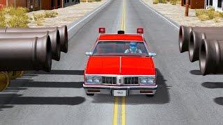 BeamNG Drive Insane Crashes #20