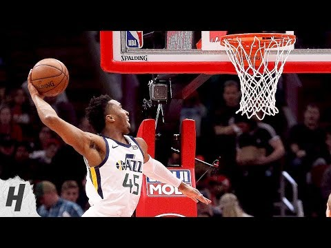 Utah Jazz vs Chicago Bulls - Full Game Highlights | March 23, 2019 | 2018-19 NBA Season