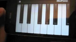 Best iPhone/iPod Touch Piano App Review