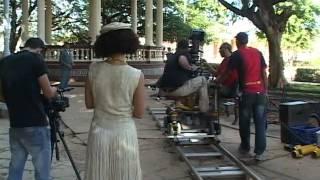 preview picture of video 'Ruedan en Quivicán y Bejucal escenas de Bailando con Margot'