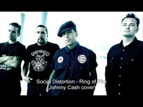 Ring Of Fire Chords Lyrics Social Distortion
