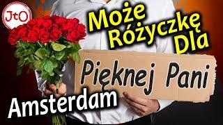 Amsterdam – różany BIZNES
