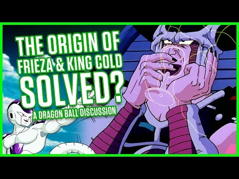 THE ORIGIN OF FRIEZA & KING COLD | Dragon Ball Discussion