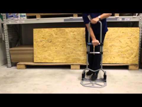 Baumarktplus - Sackkarre klappbar 60 Kg