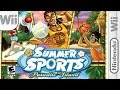 Longplay Of Summer Sports: Paradise Island sports Party