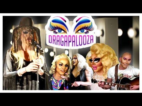 Dragapalooza BTS