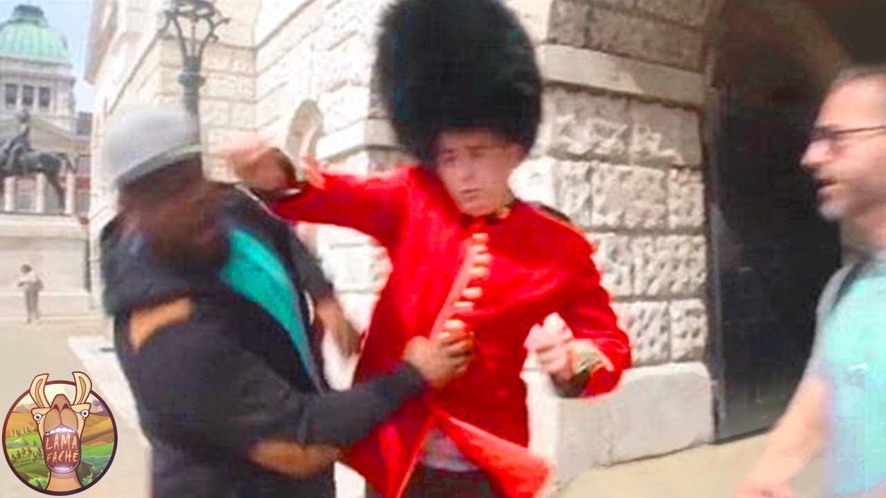 Voici Pourquoi Vous Ne Devriez Pas Plaisanter Avec La Garde Royale !