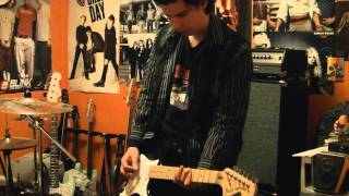 "Angels And Airwaves ""My Heroine"" Guitar Cover"
