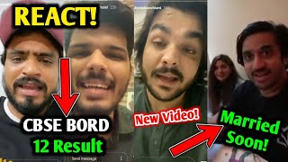 Youtubers Reaction On CBSE 12 Result | CBSE RESULT 2020 class 12 | Amit Bhadana, Nikhil, Ashish