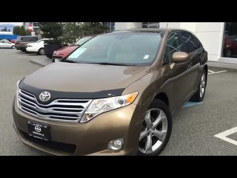 (SOLD) 2009 Toyota Venza V6 AWD Preview, For Sale At Valley Toyota Scion In Chilliwack B.C. # 15205B