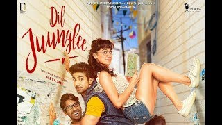 Movie Review | Dil Juunglee | Taapsee Pannu | Saqib Saleem | #TutejaTalks