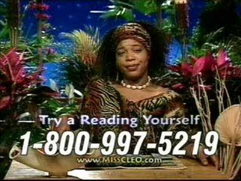 miss cleo prank call #2