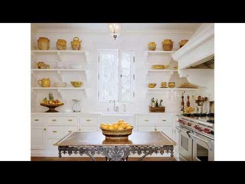 Offene regal küche ideen