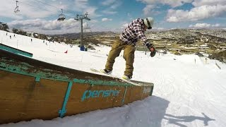 GoPro Snow: Top to Bottom in Australia