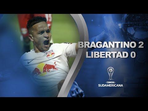 Bragantino vs Club Libertad</a> 2021-09-22
