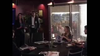 Criminal Minds: Fun on set with Matthew Gray Gubler