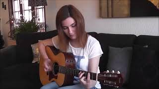 Hotel California The best fingerstyle by  Gabriella Quevedo