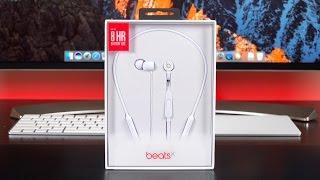 BeatsX Earphones: Unboxing & Review