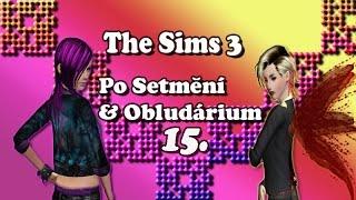 Lp The sims 3 - Po Setmění & Obludárium - Polibek pod jmelím (část 15.)