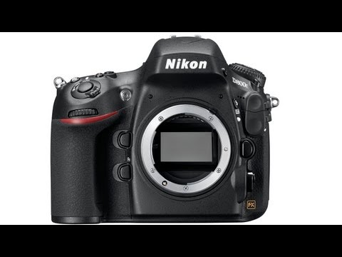 Hands on with MY D800E
