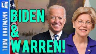 Joe Biden and Warren