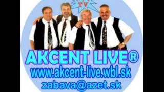 AKCENT LIVE - Mix nálada