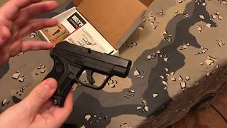 Best Little Mouse Gun Ever Made?? Ruger LCPII