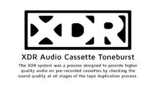 XDR Toneburst