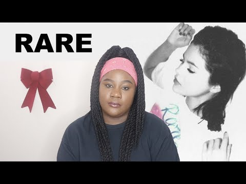 Selena Gomez -  Rare Album |REACTION|