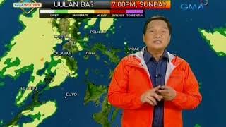 Bagyong Ompong, posibleng mag-landfall sa pagitan ng Cagayan at Isabela sa Sabado ng madaling araw