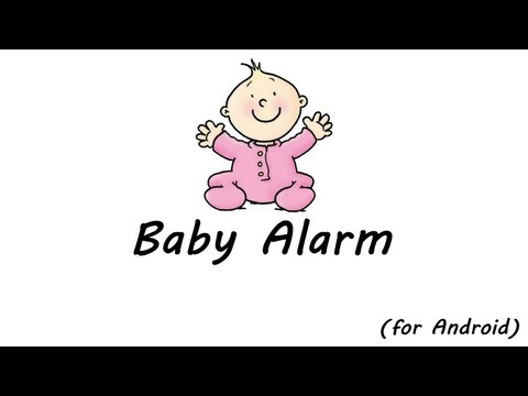 Video of Baby Monitor / Baby Alarm
