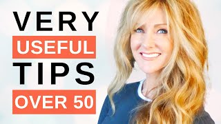 35 Incredibly Helpful LIFESTYLE Tips For Mature Women