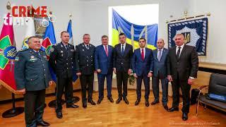 Украина и Грузия объединились для борьбы с «ворами в законе»