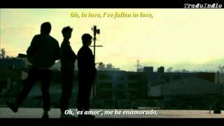 Foster The People - I would do anything for you (inglés y español)