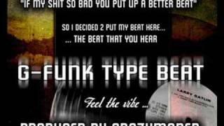 G-Funk Instrumental Beat