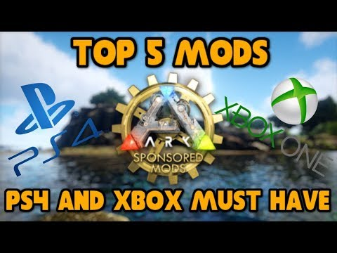ARK - MODS FOR CONSOLE! - S+ Mod FOR CONSOLE? - What's