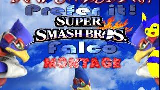"""""""Prefer It!"""" A Falco Montage (Sm4sh)"""